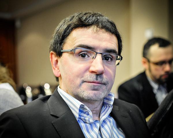 Na proměnu BBC v Zet dohlíží výkonný ředitel Lagardere Miroslav Hrnko. Foto: Martina Votrubová