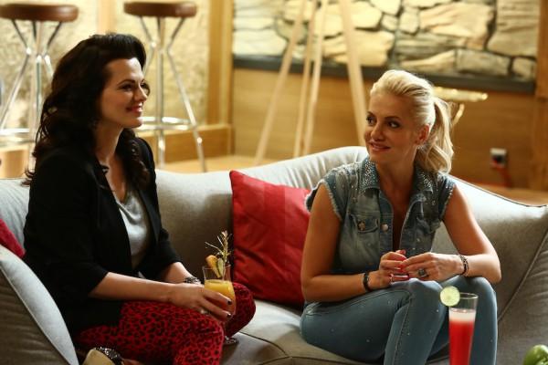 Marta Jandová a Dara Rolins. Foto: TV Nova