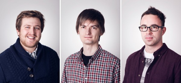 Tři noví kolegové v Inspiru