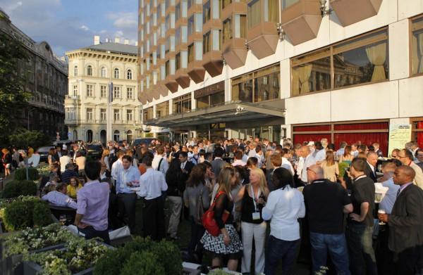Středoevropská akce veletrhu Natpe se léta odehrávala v Budapešti