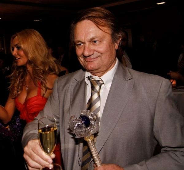 Miss desetiletí režíroval Jiří Adamec. Na snímku jako ředitel soutěže Miss ČR 2009. Foto: Profimedia.cz