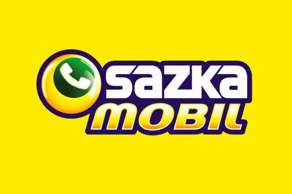 Logo virtuálního mobilního operátora SazkaMobil