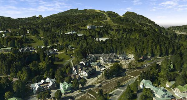 Součástí inovovaných map Seznamu budou i 3D náhledy na Česko, první je Špindlerův Mlýn