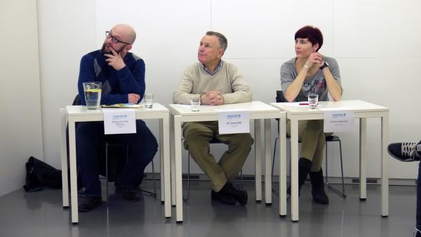 Porotě kategorie Print předsedá Radouane Hadj Moussa, s ním rozhoduje Jiří Janoušek, Konto Bariéry zastupuje Kristina Jakubcová