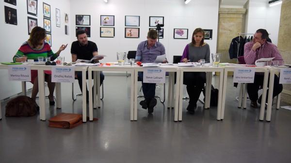 V porotě zasedl i Steve Latham, šéf sekce talent &training canneských Lvů. Foto: Jan Marcinek