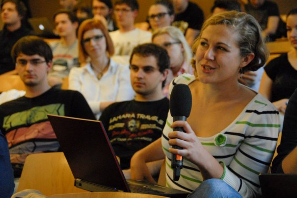 Ptali se i divačky a diváci. Foto: Ondřej Novák