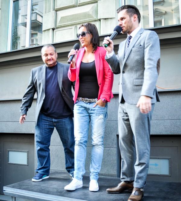 Lucie Šilhánová přijela na druhý výstup