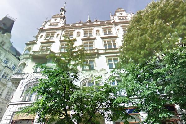 Novinářský syndikát jednu dobu sídlil v Pařížské 9. Repro: Google Street View