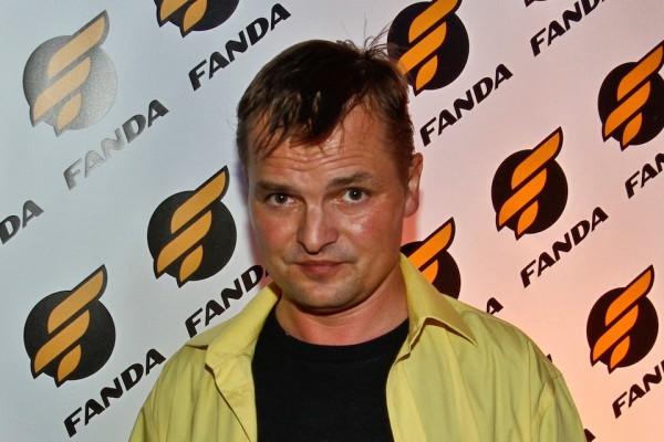 Marek Kindernay šéfoval také kanálu Fanda, na snímku v červenci 2012 při představení stanice v Praze. Foto: Profimedia.cz