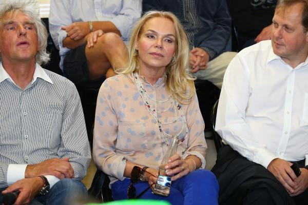 Dagmar Havlová byla loni vidět v České televizi v druhé řadě populární Sanitky. Foto: Profimedia.cz