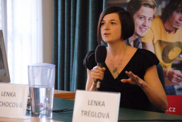 Lenka Vochocová. Foto: Ondřej Novák