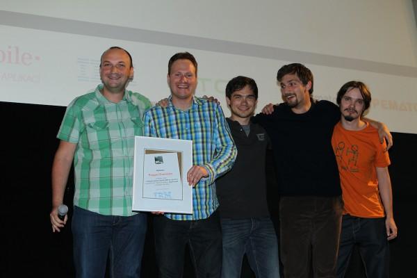 Nejlepší aplikací roku 2013 podle IBM byly Prague Chronicles. Foto: Tomáš Pánek
