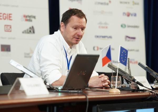 Daniel Grunt na konferenci Digimedia 2014