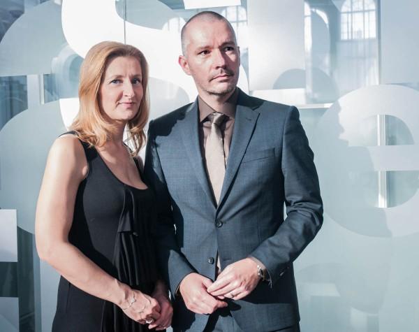 Drtinová & Veselovský. Foto: Martina Votrubová