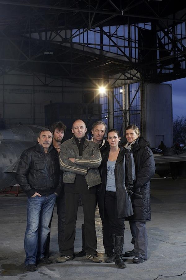 První řada seriálu Expozitura čekala na odvysílání na Nově tři roky. Foto: TV Nova