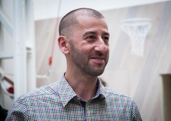 Představení projektu přihlížel i šéf Hospodářských novin Martin Jašminský. Foto: Martina Votrubová