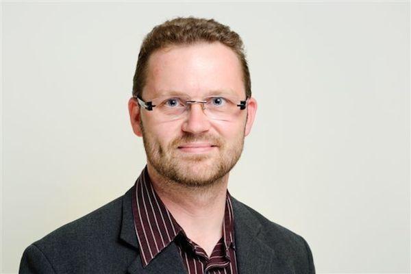 Michal Stehlík. Foto: Khalil Baalbaki, Český rozhlas