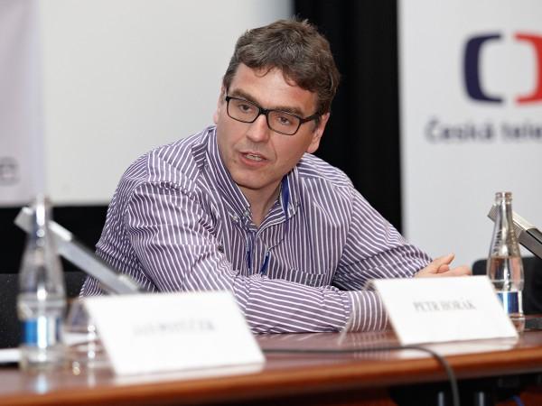Petr Horák na konferenci Digimedia 2014