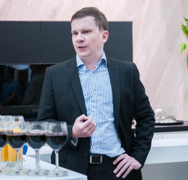 Ředitel redakcí Economie Vladimír Piskáček. Foto: Martina Votrubová