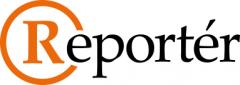 Logo časopisu Reportér