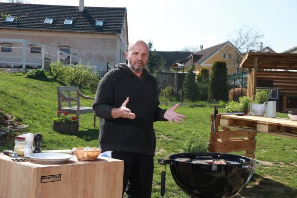 Zdeněk Pohlreich v nové televizní roli. Foto: TV Prima