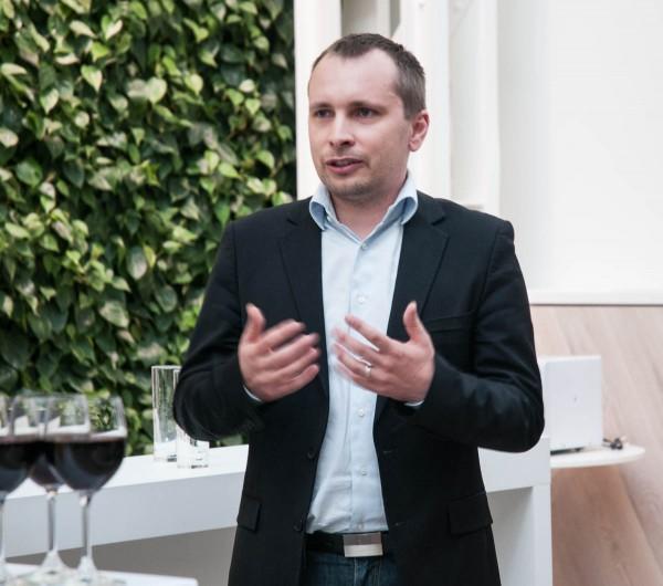 Obchodní ředitel Pavel Vopařil. Foto: Martina Votrubová