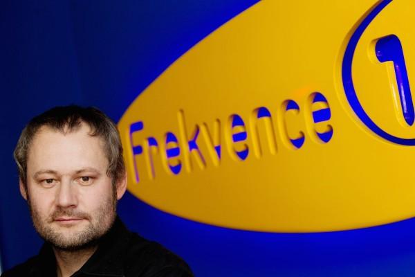 Programovým ředitelem Frekvence 1 je Miroslav Škoda. Foto: Michal Sváček / Mafra / Profimedia.cz