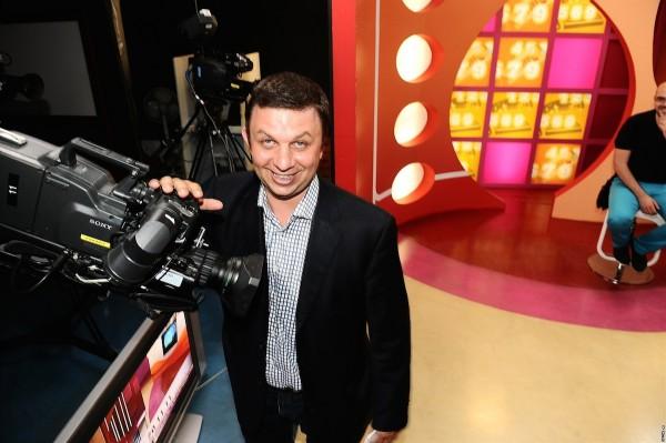 Za televizí Active TV stojí bývalý šéf Vltava-Labe-Press Zoltán Morvai. Foto: Lenka Hatašová / iDnes.cz / Profimedia.cz