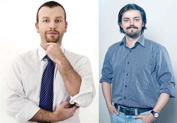 Jan Samko a Radek Šauer
