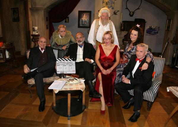 V lednu 2009 začínal Barrandov mimo jiné se sitcomem Ivana Mládka Cyranův ostrov