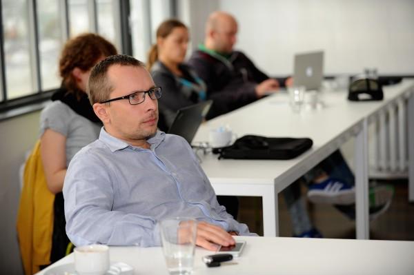 Pavel Vopařil z Economie. Foto: Martin Kabát