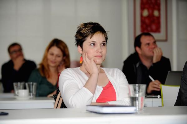 Jana Konečná z Akinu CZ. Foto: Martin Kabát