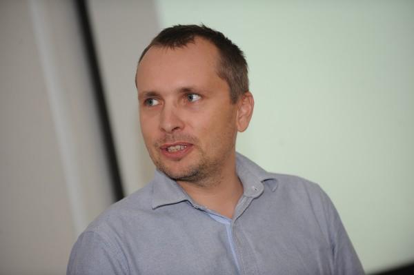 Pavel Vopařil přiblížil plány Economie. Foto: Martin Kabát