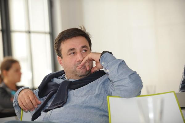 Petros Michopulos. Foto: Martin Kabát