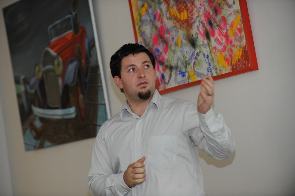 Stanislav Koukal. Foto: Martin Kabát
