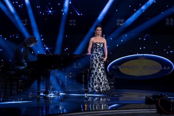 Když show, tak Lucie Bílá. Foto: TV Nova