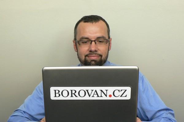 Aleš Borovan. Foto: Borovan.cz