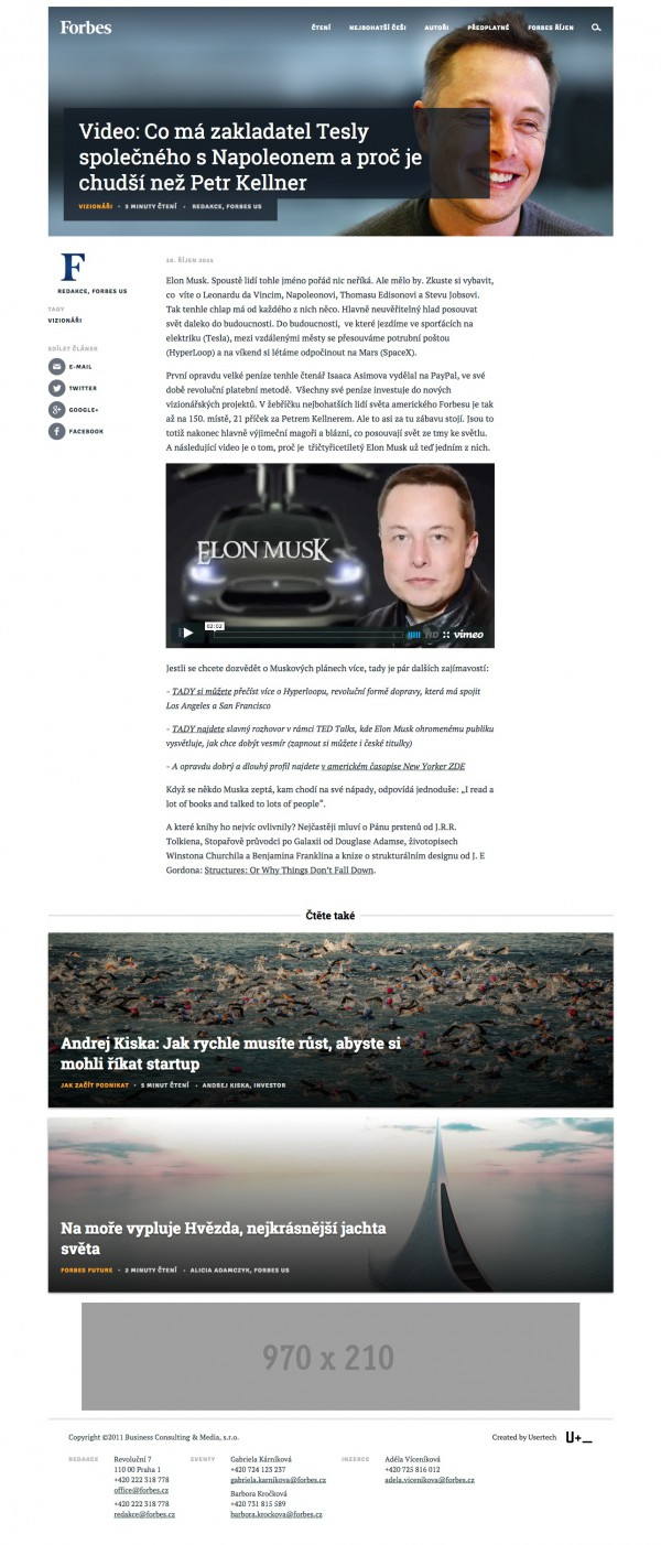 Forbes.cz: detail článku