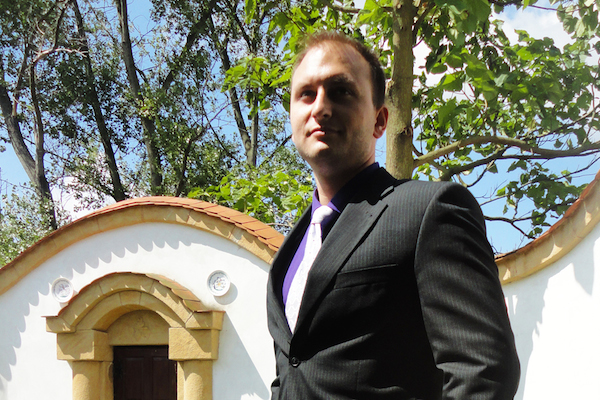 Luboš Novák. Foto: archiv autora