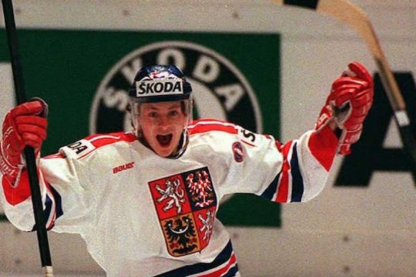 Martin Procházka na šampionátu ve Vídni v roce 1996. Foto: Profimedia.cz