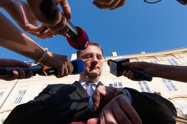 Premiér Petr Nečas rezignoval v červnu 2013. Foto: Profimedia.cz