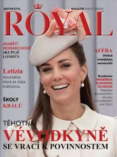 Dotyk Styl Royal, nový titul Tablet Media