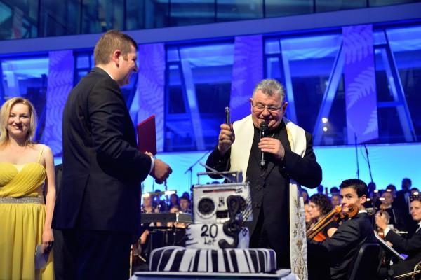 S proslovem přišel kardinál Dominik Duka