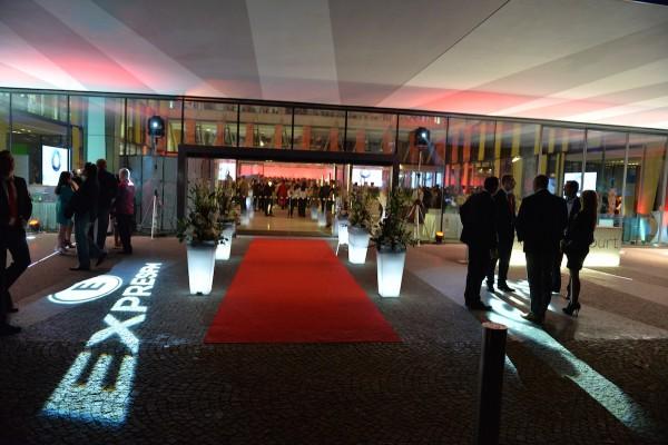 Grand opening nového sídla rádií Classic a Expres proběhlo v budově Amazon v pražském Karlíně