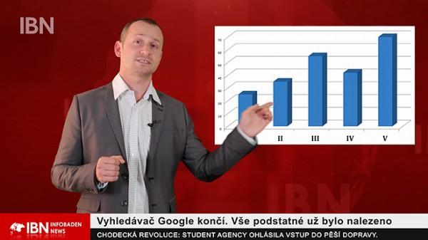 Internetová videa pod značkou Infobaden má točit i Mikoláš Tuček. Repro: startovac.cz