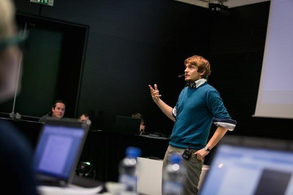 Roman Hřebecký na listopadové konferenci Internet Jungle