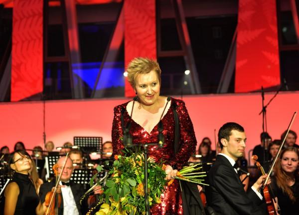 Vystoupila Eva Urbanová