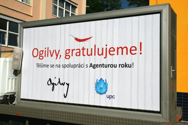 Marketing UPC bude dělat Ogilvy