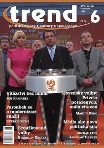 Časopis Trend (repro: itrend.cz)