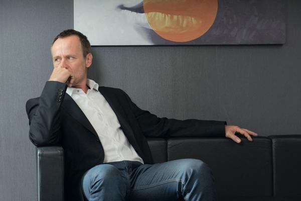 Karel Roden v seriálu Terapie. Foto: HBO